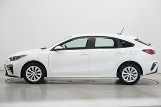 2019 Kia Cerato BD MY19 S White 6 Speed Sports Automatic Hatchback.