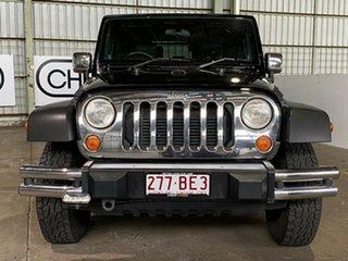 2007 Jeep Wrangler JK Sport Black 5 Speed Automatic Softtop