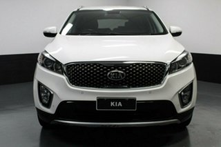 2016 Kia Sorento UM MY16 SLi AWD White 6 Speed Sports Automatic Wagon