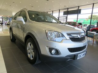 2011 Holden Captiva 5 AWD Wagon.