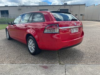 2014 Holden Commodore VF Evoke Red 6 Speed Automatic Sportswagon