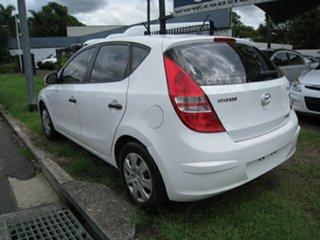 2011 Hyundai i30 FD MY11 SX 1.6 CRDi White 4 Speed Automatic Hatchback
