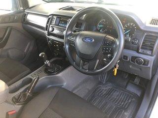 2015 Ford Ranger PX MkII XL 2.2 (4x2) White 6 Speed Manual Utility.
