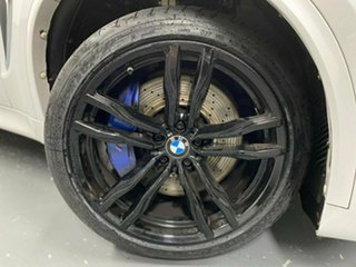 2017 BMW X5 M F85 Steptronic Mineral White 8 Speed Sports Automatic Wagon.