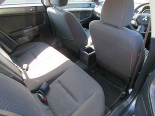 2008 Mitsubishi Lancer CJ ES Silver 5 Speed Manual Sedan