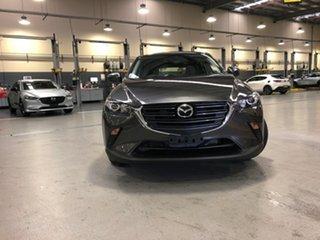 2021 Mazda CX-3 DK4W7A Maxx SKYACTIV-Drive i-ACTIV AWD Sport Machine Grey 6 Speed Sports Automatic.