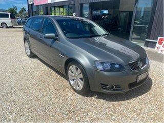 2012 Holden Commodore VE II MY12.5 SV6 Z-Series Grey 6 Speed Automatic Sportswagon