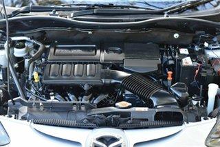 2010 Mazda 2 DE10Y1 Neo Silver 4 Speed Automatic Hatchback