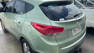 2012 Hyundai ix35 LM MY12 Active Green 6 Speed Sports Automatic Wagon