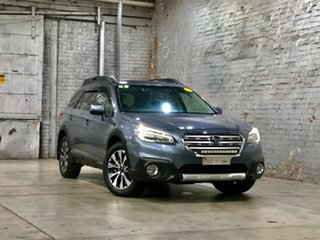 2015 Subaru Outback B6A MY15 2.5i CVT AWD Premium Silver 6 Speed Constant Variable Wagon.