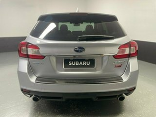 2017 Subaru Levorg V1 MY18 2.0 STI Sport CVT AWD Silver 8 Speed Constant Variable Wagon