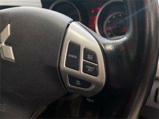 2008 Mitsubishi Lancer CJ VR-X Blue 5 Speed Manual Sedan