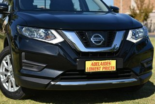 2017 Nissan X-Trail T32 Series II ST X-tronic 2WD Black 7 Speed Constant Variable Wagon