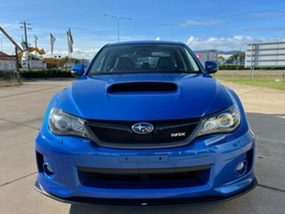 2013 Subaru Impreza G3 MY14 WRX AWD RS40 Blue/130913 5 Speed Manual Sedan