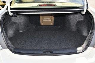 2008 Honda Accord 8th Gen V6 Luxury White 5 Speed Sports Automatic Sedan