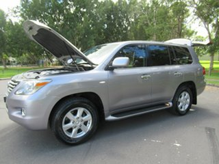 2008 Lexus LX URJ201R LX570 Prestige Grey 6 Speed Sports Automatic Wagon