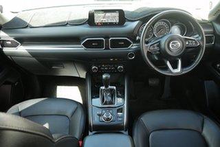 2018 Mazda CX-5 KF4WLA GT SKYACTIV-Drive i-ACTIV AWD Silver 6 Speed Sports Automatic Wagon.