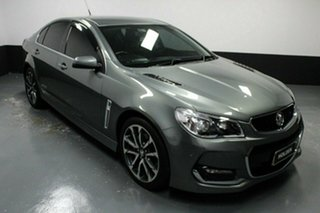 2015 Holden Commodore VF II MY16 SS V Prussion Stel 6 Speed Sports Automatic Sedan.