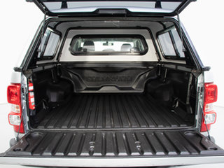 2017 Holden Colorado RG MY17 LS (4x4) Silver 6 Speed Automatic Crew Cab Pickup