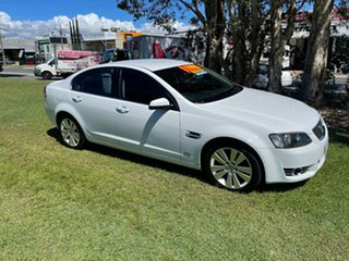 2012 Holden Commodore VE II MY12.5 Z Series White 6 Speed Sports Automatic Sedan.