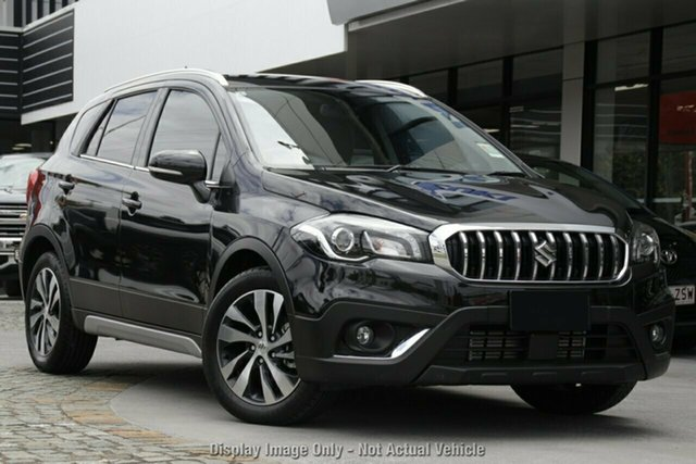 New Suzuki S-Cross JY Turbo Prestige Hamilton, 2020 Suzuki S-Cross JY Turbo Prestige Galactic Grey 6 Speed Sports Automatic Hatchback