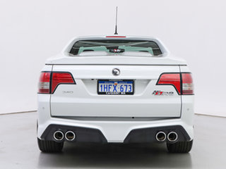 2014 Holden Special Vehicles Maloo Gen F MY15 R8 White 6 Speed Manual Utility