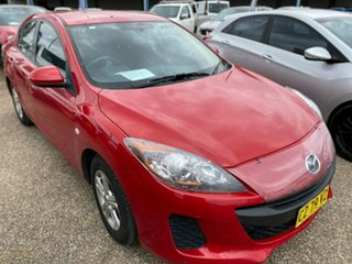 2012 Mazda 3 BL10F2 Neo Red 6 Speed Manual Hatchback.