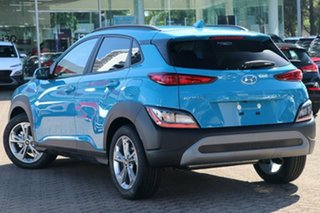 2021 Hyundai Kona Os.v4 MY21 Active 2WD Dive in Jeju 8 Speed Constant Variable Wagon.