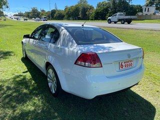 2012 Holden Commodore VE II MY12.5 SV6 Z Series White 6 Speed Sports Automatic Sedan