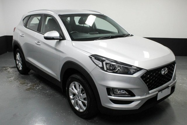 Used Hyundai Tucson TL4 MY20 Active 2WD Rutherford, 2019 Hyundai Tucson TL4 MY20 Active 2WD Silver 6 Speed Automatic Wagon