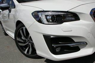 2019 Subaru Levorg V1 MY20 2.0 GT-S CVT AWD Crystal White Pearl 8 Speed Constant Variable Wagon.