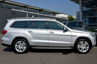 2013 Mercedes-Benz GL-Class X166 GL350 BlueTEC 7G-Tronic + Silver 7 Speed Sports Automatic Wagon.