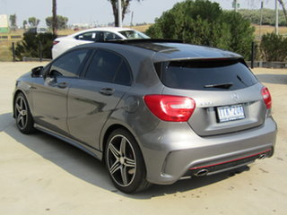 2014 Mercedes-Benz A-Class W176 A250 D-CT Sport 7 Speed Sports Automatic Dual Clutch Hatchback
