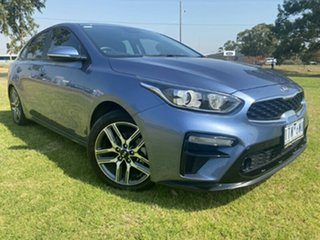 2019 Kia Cerato BD MY19 Sport+ Horizon Blue 6 Speed Sports Automatic Hatchback.