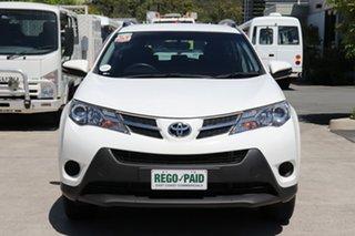 2014 Toyota RAV4 ZSA42R MY14 GX 2WD Glacier 7 speed Automatic Wagon.