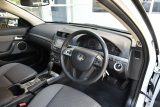 2011 Holden Ute VE II Omega White 6 Speed Sports Automatic Utility.