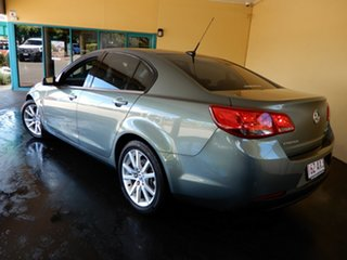 2013 Holden Commodore VF MY14 International Grey 6 Speed Automatic Sedan.