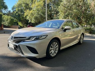 2020 Toyota Camry AXVH71R Ascent Sport Steel Blonde 6 Speed Constant Variable Sedan Hybrid.