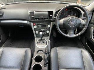 2008 Subaru Liberty B4 MY08 Luxury Edition AWD White 4 Speed Sports Automatic Sedan