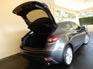 2015 Mazda 3 BM SP25 GT Grey 6 Speed Manual Hatchback