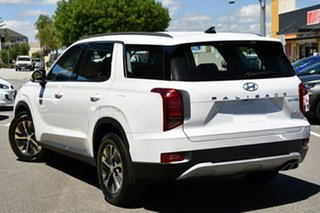 2021 Hyundai Palisade LX2.V1 MY21 AWD Sierra Burgundy 8 Speed Sports Automatic Wagon.