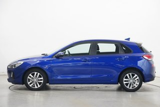 2019 Hyundai i30 PD2 MY20 Active Blue 6 Speed Sports Automatic Hatchback.