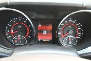 2016 Holden Commodore VF II MY16 SS V Sportwagon Redline Silver 6 Speed Sports Automatic Wagon