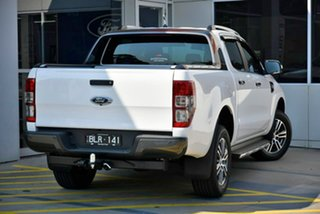 2020 Ford Ranger PX MkIII 2020.25MY Wildtrak White 6 Speed Sports Automatic Double Cab Pick Up