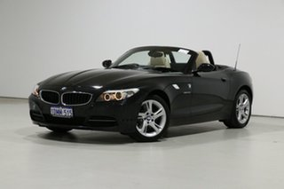 2010 BMW Z4 E89 MY10 sDrive 30I Black 6 Speed Auto Steptronic Roadster