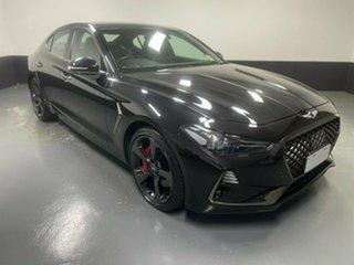 2018 Genesis G70 IK MY19 Sport Black 8 Speed Sports Automatic Sedan.