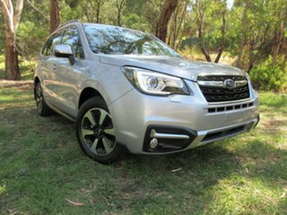2016 Subaru Forester S4 MY17 2.5i-L CVT AWD Special Edition Silver 6 Speed Constant Variable Wagon.