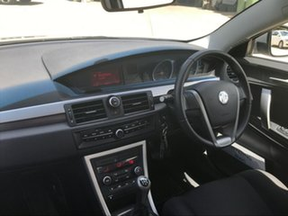 2013 MG MG6 IP2X Magnette Standard Silver 5 Speed Manual Sedan