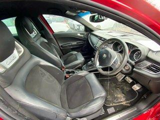 2015 Alfa Romeo Giulietta Series 1 Quadrifoglio Verde TCT Red 6 Speed Sports Automatic Dual Clutch