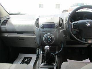 2012 Holden Colorado RG LTZ (4x4) White 5 Speed Manual Space Cab Pickup